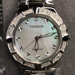 Citizen Eco Drive Corso Ladies NWT